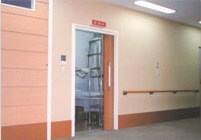 レントゲン室ドア